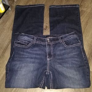 Nine West awesome jeans- size 12